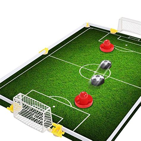 air hockey soccer table table air hockey soccer with 2 gates for boys