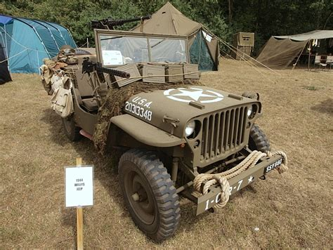 Willys Jeep 1944 Vehicle Photos Willys Mb 1944