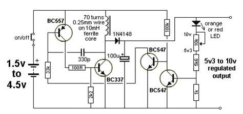 Baterai 3 7v Lithium 100mah Untuk 5v3 to 10v output kumpulan skema elektronika untuk hoby