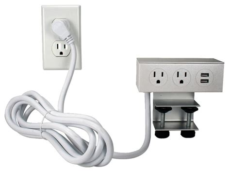 mount surge protector under desk desk mount power strip hostgarcia