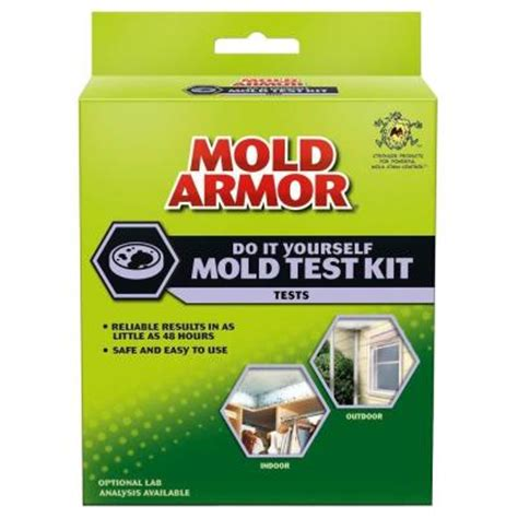 Home Mold Test by Mold Armor Mold Test Kit Fg500 The Home Depot