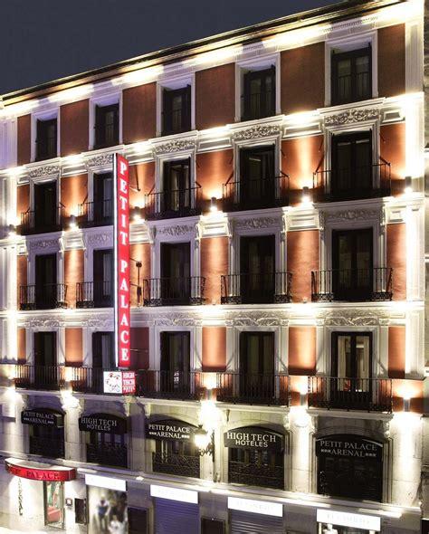 high tech madrid hotel petit palace high tech madrid holdensland