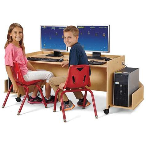 kid computer desk jonti craft maplewave enterprise computer desk
