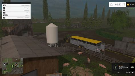 Heat Ls For Pigs by American Land Ls15 Farming Simulator 2015 15 Mod