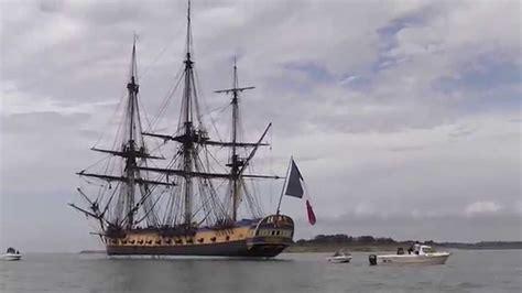 hermione bateau youtube l hermione la fayette fregate hermione the frigate