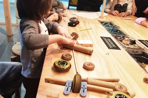 the makerspace has a home tinkering at fabrik the kids makerspace at montreal