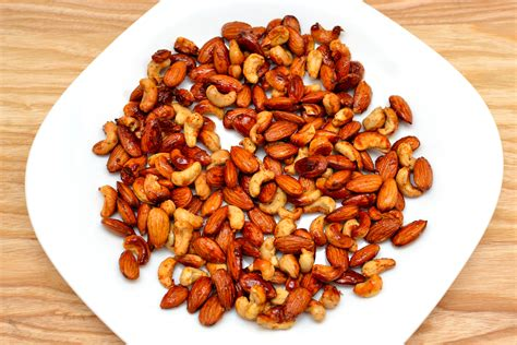 Roasted Nuts how to make honey roasted nuts 6 steps with pictures wikihow