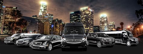 Limo Service Los Angeles by Los Angeles Limousine La Limo Charter La