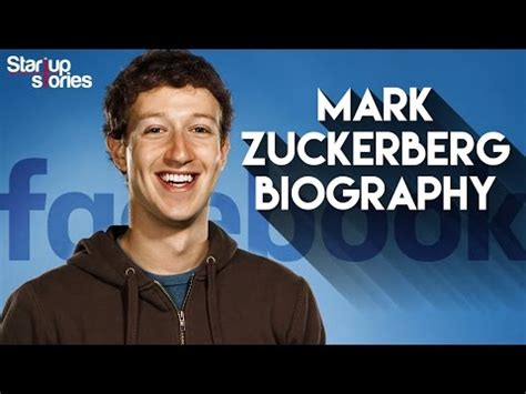 Mark Zuckerberg Biography Free Download | facebook ceo mark zuckerberg biography success story