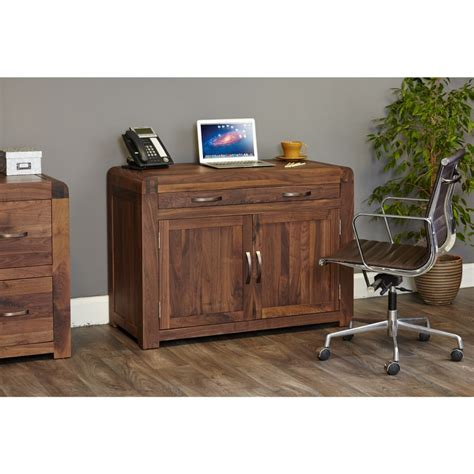 walnut home office desk inca solid walnut furniture home office computer pc