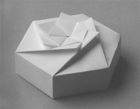 Folding Paper Design - folding outside the box rule29 creative agency