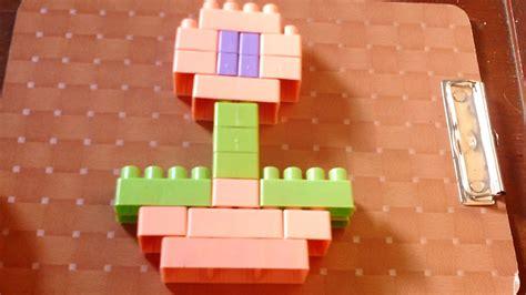 membuat rumah lego dari kardus lego flower membuat bunga dari lego youtube