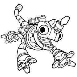 dinotrux coloring pages getcoloringpages