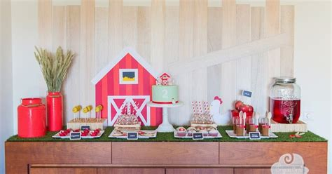 farm themed birthday decorations big company the farm themed by peace