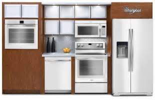 retro style kitchen appliances whirlpool quot white ice quot appliances another nice choice for