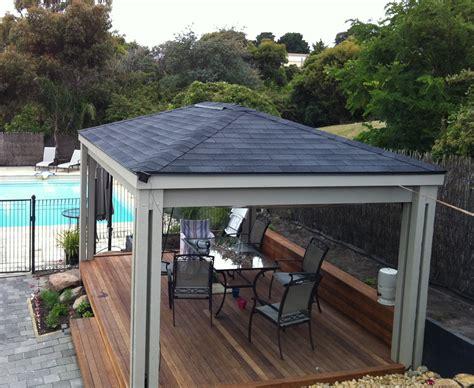 american homes roof styles gazebo kits and pergola