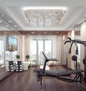 Home Gym Interior Design by 220 Ber 1 000 Ideen Zu Led Lampen Decke Auf Pinterest