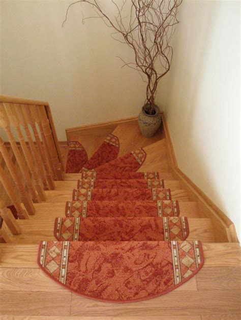 Planter Table Stair Carpet Runner Stylish 187 Home Decorations Insight