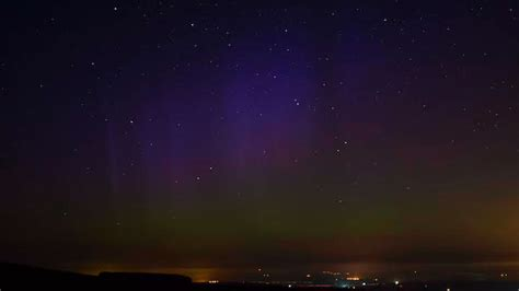 northern lights could we see them tonight tyne tees