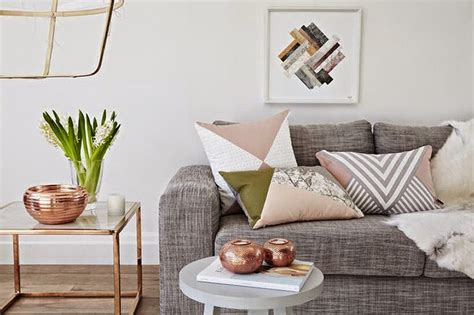 Rose Gold Home Decor Rose Gold Home Decor Sydney Living Rooms And Room