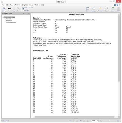 experimental design program experimental design software ncss statistical software