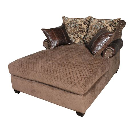 big chaise lounge oversized chaise lounge decofurnish