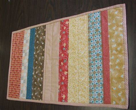 Quilt As You Go Placemats by 117 Best Quilt As You Go Placemats Images On