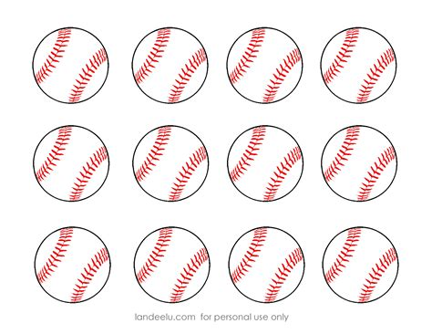printable art tags free printable baseball clip art images inch circle