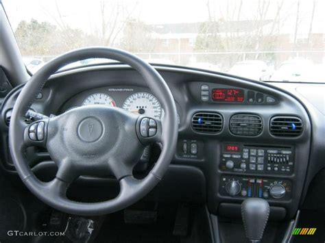 2003 Pontiac Grand Prix Interior by 2003 Pontiac Grand Prix Gtp Sedan Graphite Dashboard Photo