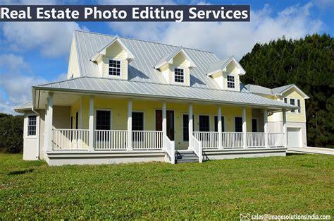 real estate still image enhancement services image