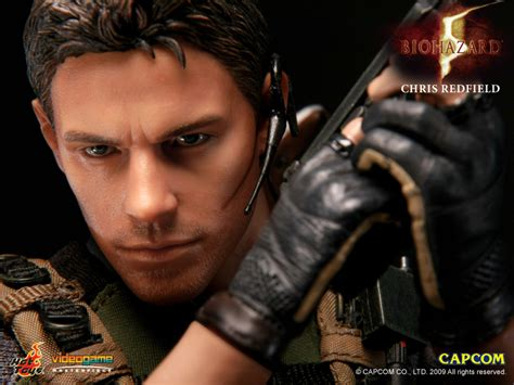 masterpiece chris redfield bsaa ver anime