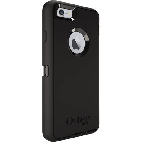 otterbox defender series w drop protection clip for iphone 6 6s black ebay