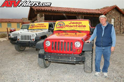 Farabee Jeep Rentals Valley Valley National Park Road Jeep Adventure Drive