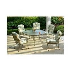 outdoor patio dining set 6 furniture table