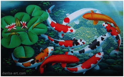 Wallpaper Hp Pembawa Hoki | lukisan dekoratif lukisan dekoratif indonesia