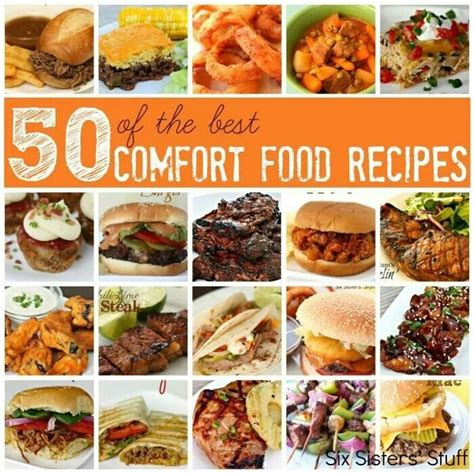 comfort food meals comfort food recipes pinterest