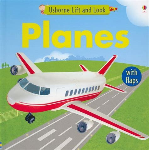 planes usborne lift and look aviation books for