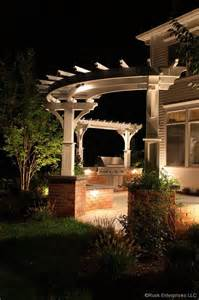 Landscape Lighting Installation Guide Best 25 Curved Pergola Ideas On Backyard Kitchen Backyards And Pergola Patio