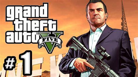 Grand Theft Auto 5 Gameplay Walkthrough Part 1 | grand theft auto 5 gameplay walkthrough part 1 prologue