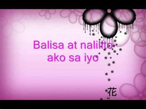 balisa macatuno fated to you ost fated to you tagalog i him 99 times tagalog