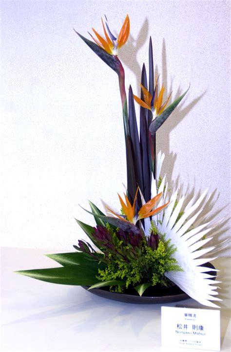 ikebana fiori modern ikebana e seu significado