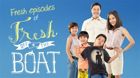 fresh off the boat season 4 date ratings review fresh off the boat season two spring