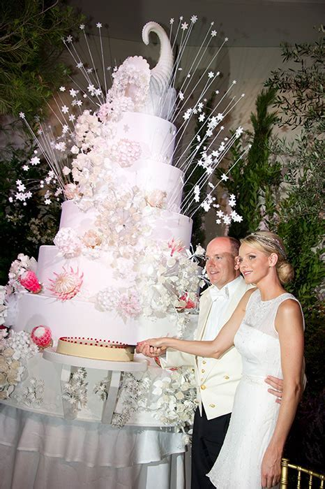 Prince Albert and Princess Charlene of Monaco's best