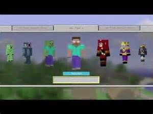 How to change skins in minecraft pe how to make do everything apps