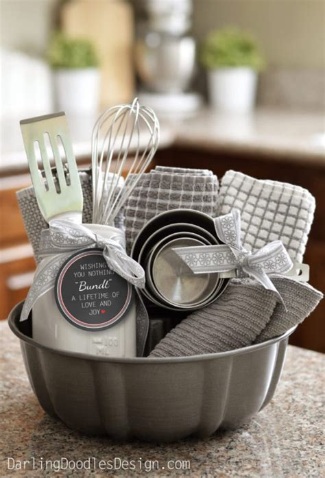 kitchen gift ideas do it yourself gift basket ideas for all occasions