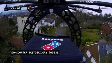 domino pizza jatinangor delivery domicopter a domino s pizza delivery drone
