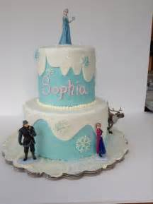 full_1467_159215_DisneyFrozenCake_1 frozen disney cake idea on heb birthday cakes bakery