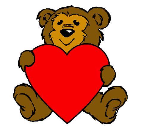 imagenes de osos con rosas y corazones 70 im 225 genes bonitas de corazones y frases de amor para