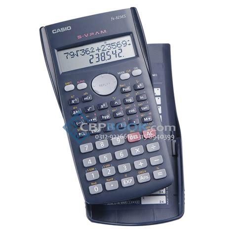 casio scientific calculator fx 82ms original cbpbook
