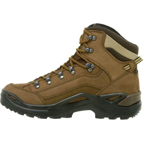 wide mens hiking boots buy lowa renegade gtx mid wide mens hiking boot light